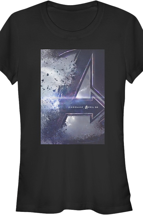 Junior Poster Avengers Endgame Shirt