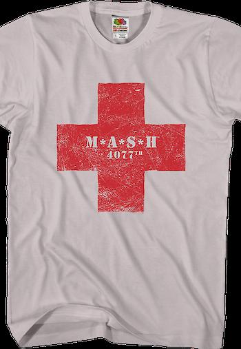 80s tv mash shirts 80stees for Cross counter tv shirts