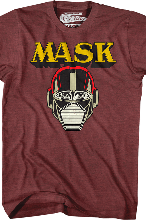 Vintage Icon MASK T-Shirt