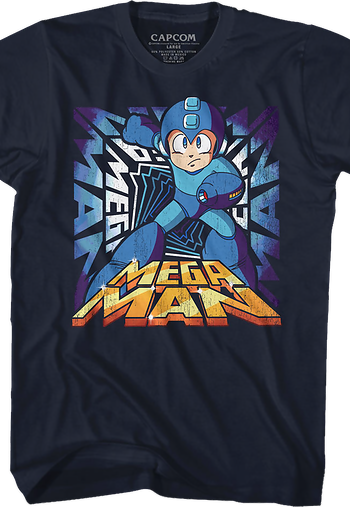 Mega Man Shirt