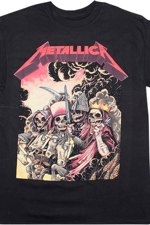 Four Horsemen Metallica T-Shirt