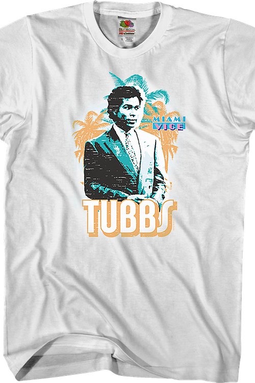 Tubbs Miami Vice T-Shirt
