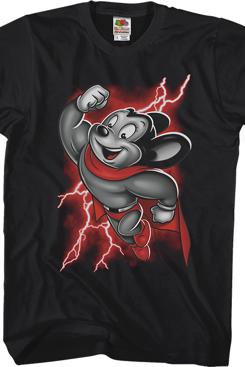 Lightning Mighty Mouse T-Shirt