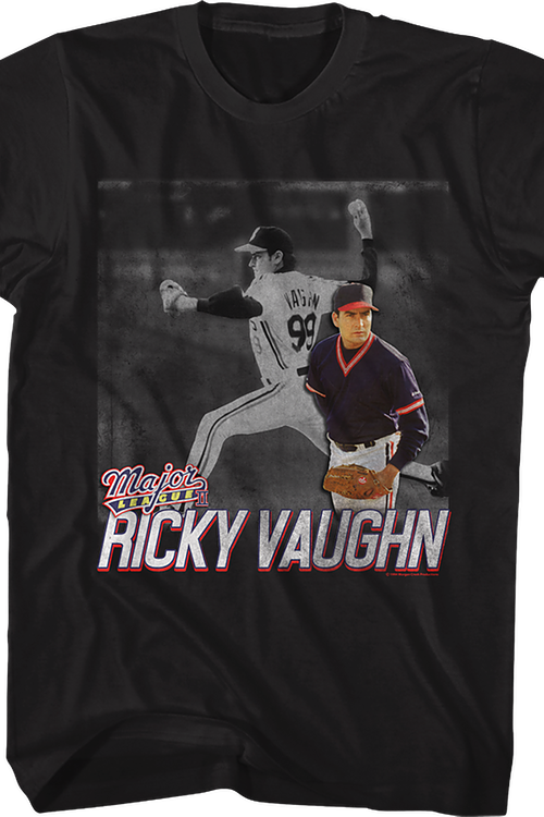 Ricky Vaughn Major League T-Shirt