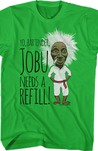Jobu Major League T-Shirt