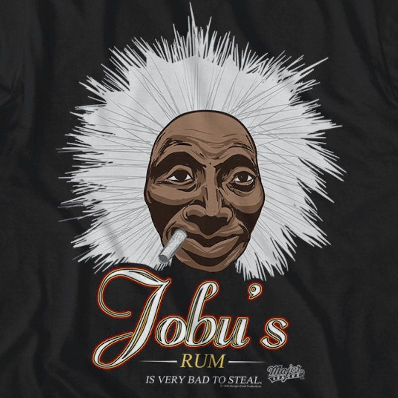 d894fd5c499 Jobu s Rum Major League Shirt  Major League Mens T-Shirt