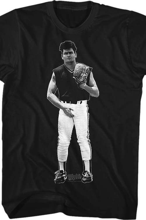 Ricky Vaughn Major League II T-Shirt