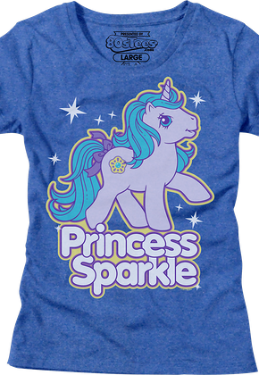 Junior Princess Sparkle My Little Pony Shirt