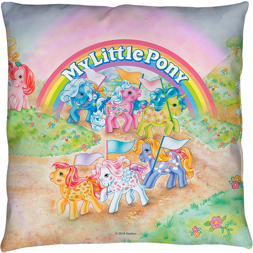 My Little Pony Throw Pillow
