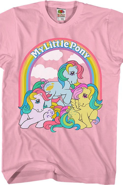 Pink My Little Pony T-Shirt