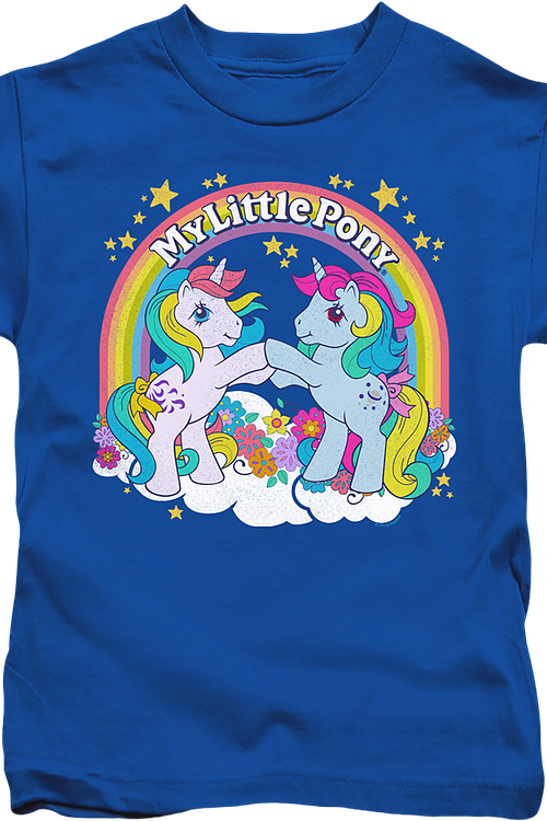Youth Windy and Moonstone My Little Pony Shirt
