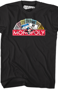 Money Monopoly T-Shirt