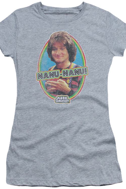 Ladies Nanu Nanu Shirt