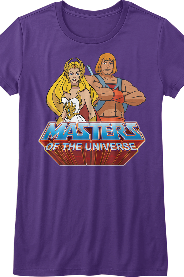 He-Man and She-Ra Shirt