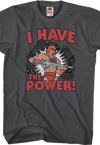 The Power He-Man Shirt