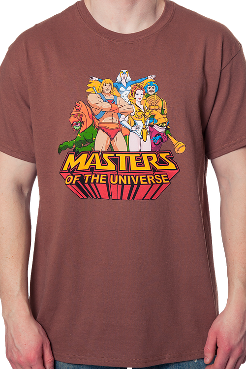 Greyskull Crew Masters of the Universe T-Shirt