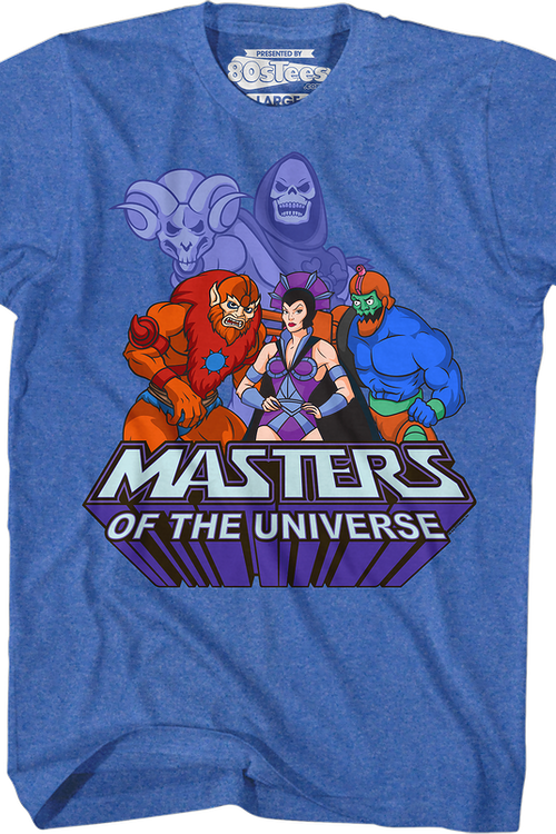 Snake Mountain Crew Masters of the Universe Shirt
