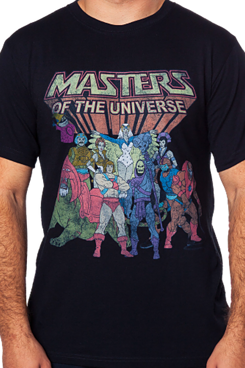 Citizens of Eternia T-Shirt