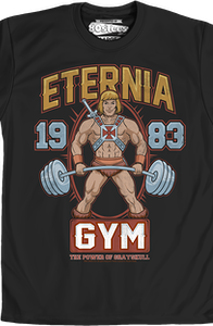 MOTU Eternia Gym He-Man T-Shirt