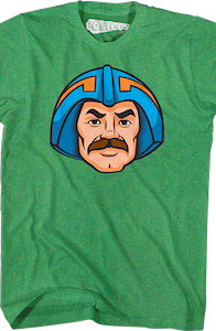 Man-At-Arms Masters of the Universe T-Shirt