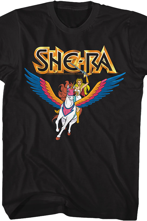 Princess of Power She-Ra T-Shirt