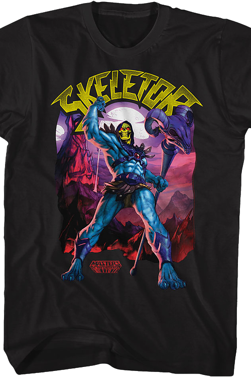 Skeletor Masters of the Universe T-Shirt