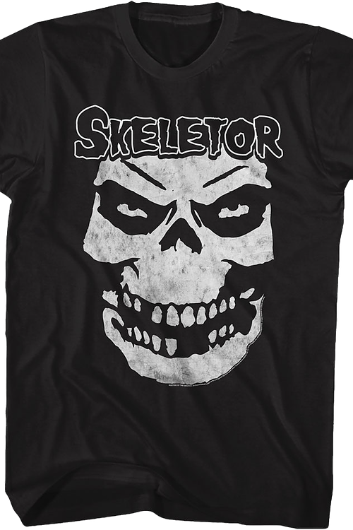 Misfit Skeletor Masters of the Universe T-Shirt