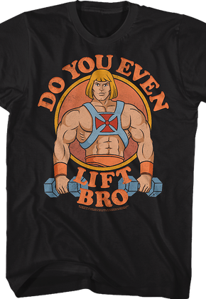 648e89e52ac6 He-Man Shirt: Buy He-Man and the Masters of the Universe Shirts ...