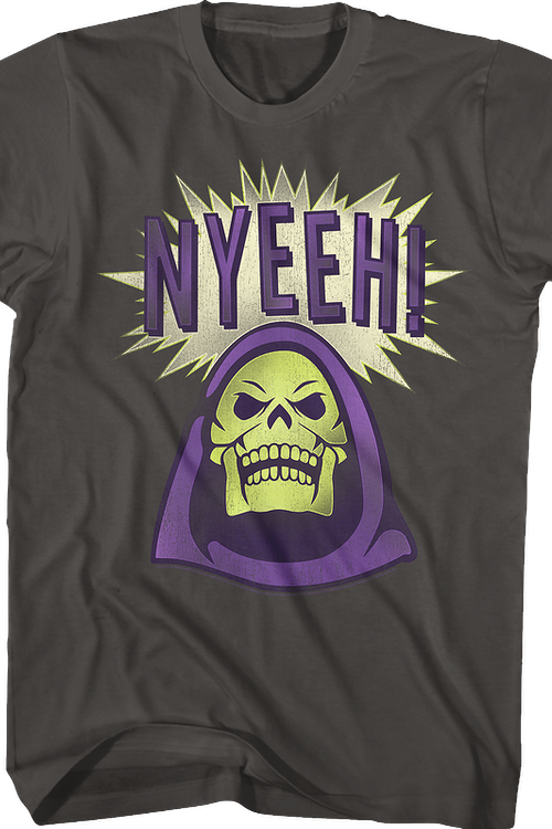 Skeletor Nyeeh Masters of the Universe T-Shirt