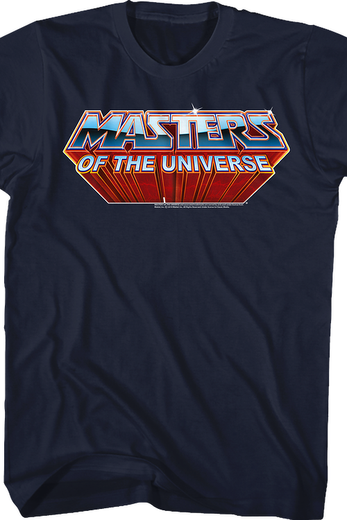 Classic Logo Masters of the Universe T-Shirt