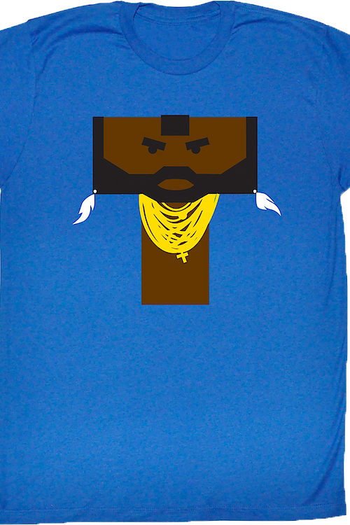Shape Mr. T Shirt