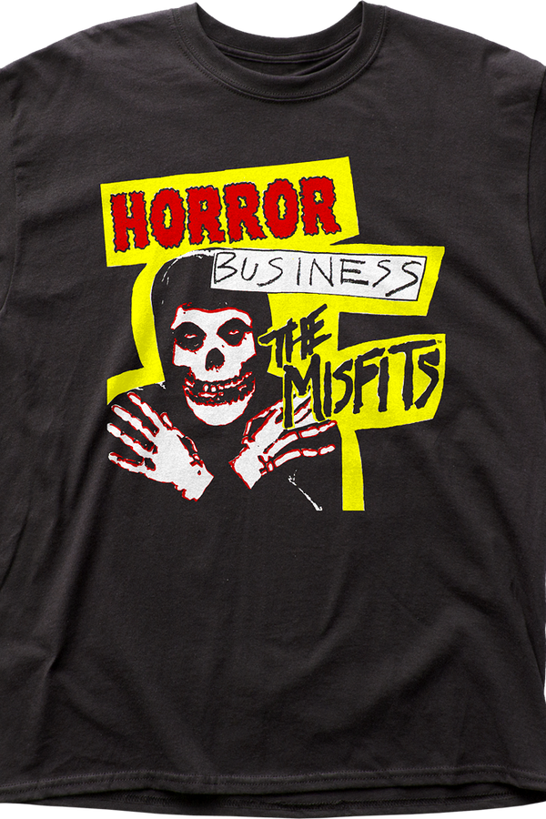 Horror Business Misfits T-Shirt