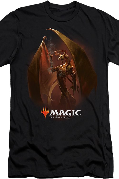 Nicol Bolas Magic The Gathering T-Shirt