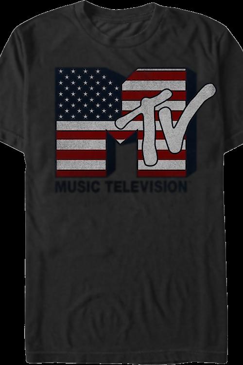 80s mtv shirt