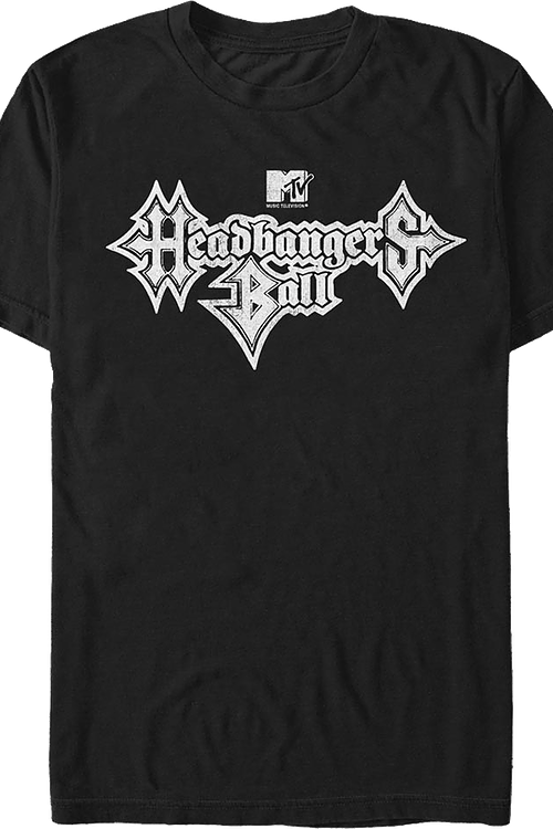 Headbangers Ball MTV T-Shirt