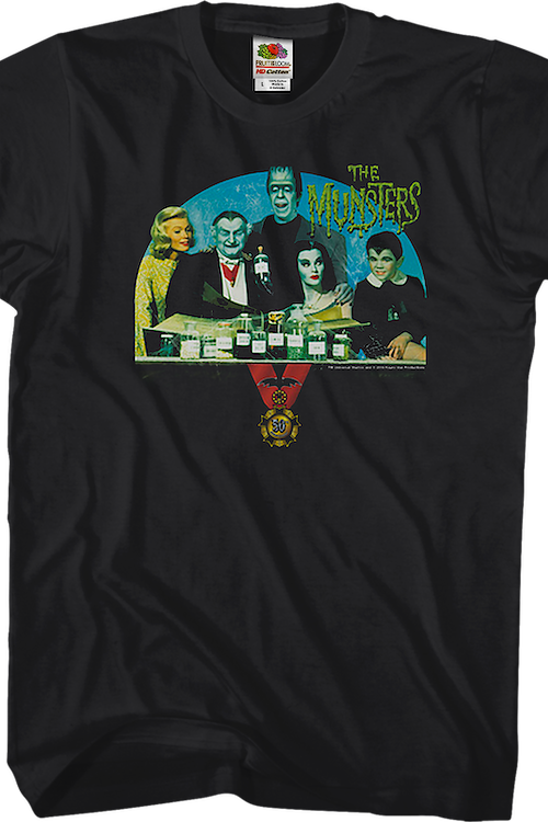 19840cf1e The Munsters T-Shirt: The Munsters Mens T-Shirt