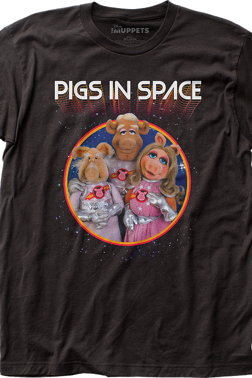 Pigs In Space Muppets T-Shirt