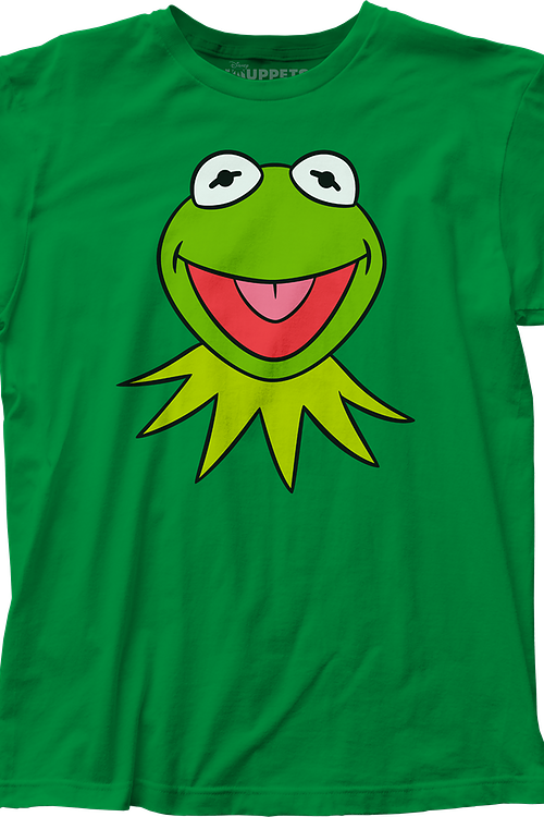 Kermit The Frog Muppets T-Shirt
