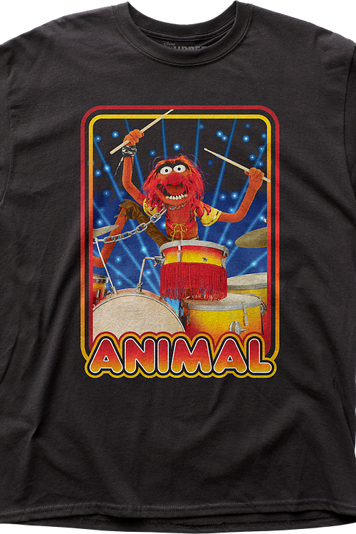 Animal Muppets T-Shirt