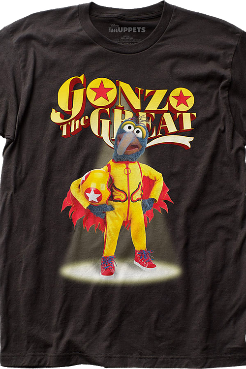 Gonzo The Great Muppets T-Shirt
