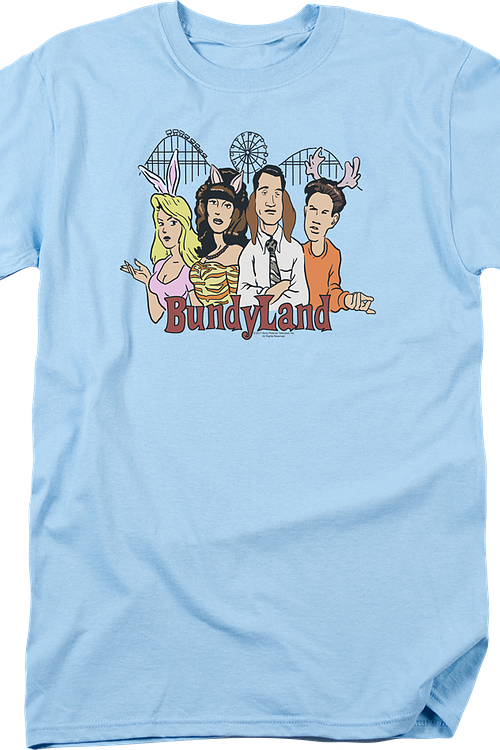 Bundyland Married With Children T-Shirt