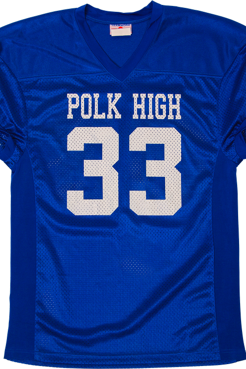 half off 68389 0cd06 Al Bundy Polk High Married With Children Football Jersey