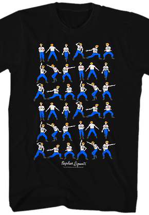 20c5cd3a Dance Moves Napoleon Dynamite T-Shirt