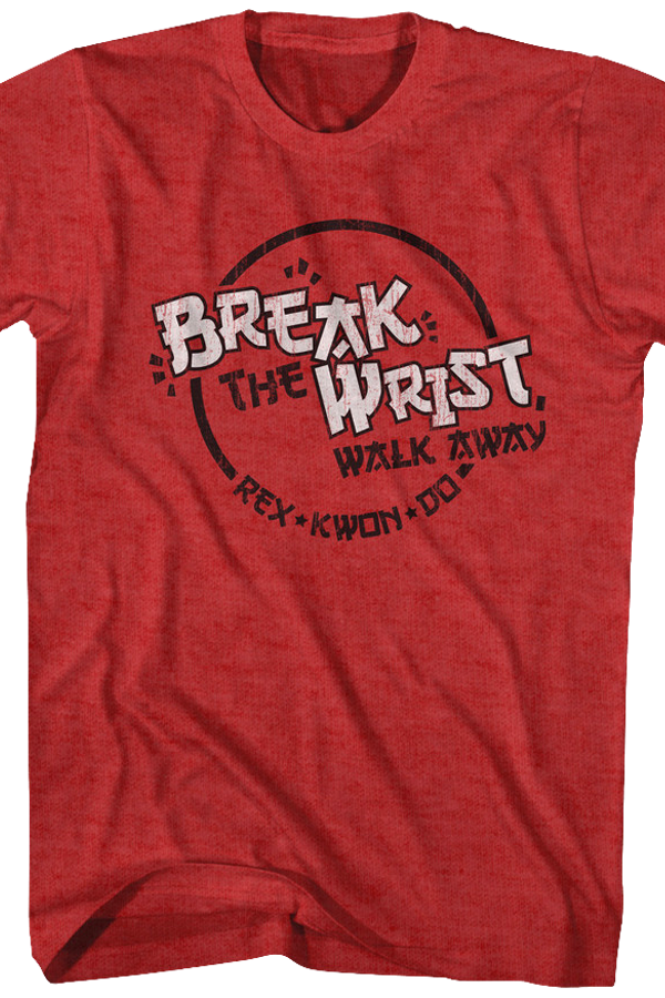 Break The Wrist Napoleon Dynamite T-Shirt