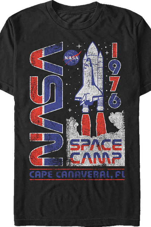 Space Camp NASA T-Shirt