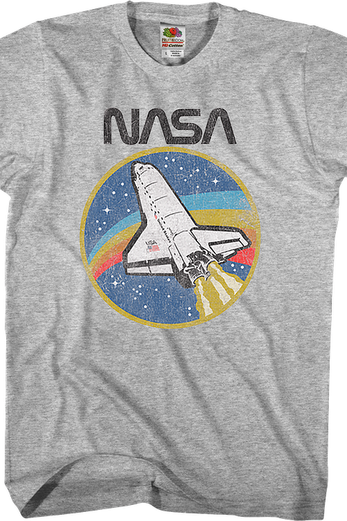 Rainbow NASA T-Shirt