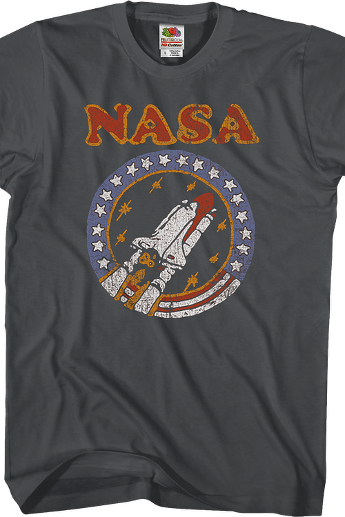 836f5b09 Retro Shuttle NASA T-Shirt Men's