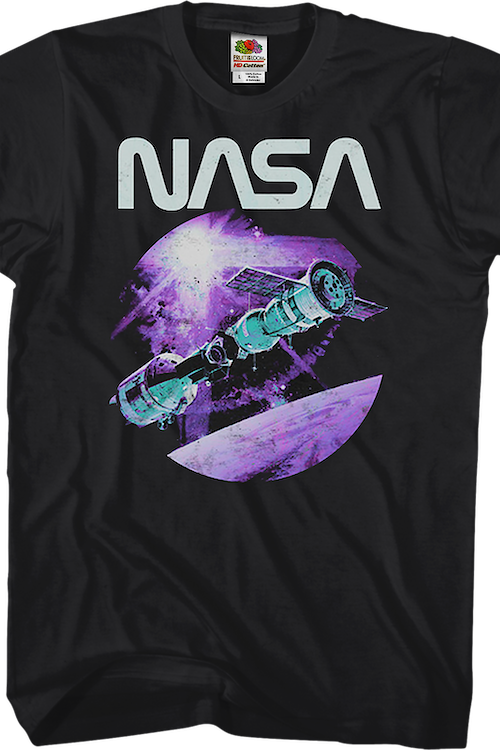 Satellite NASA T-Shirt