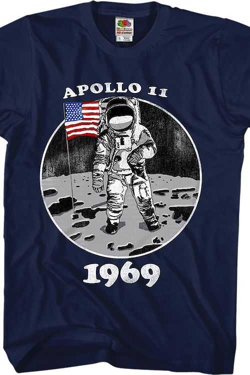 Apollo 11 1969 NASA T-Shirt