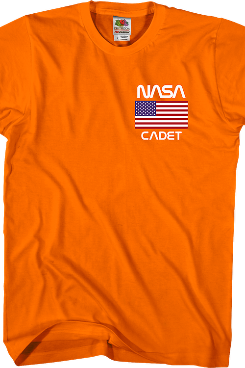 Cadet NASA T-Shirt